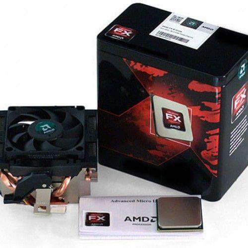 Amd Fd6300wmhkbox Fx 6300 6 Core Processor Black Edition
