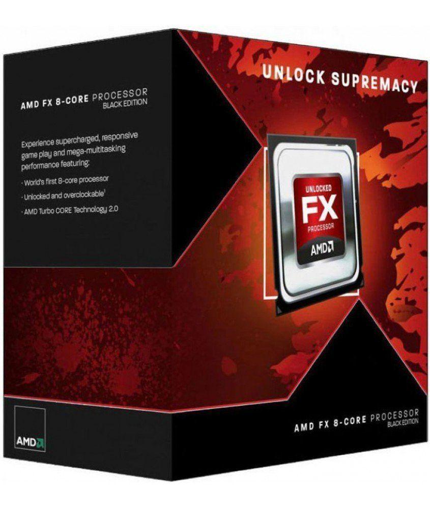 Amd Fd8350frhkbox Fx 8350 Series 8 Core Black Edition Processor 6300 Box Product Description