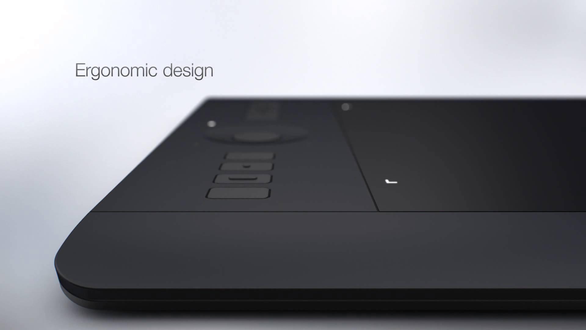 Wacom Intuos Pro Medium Pen & Touch Tablet