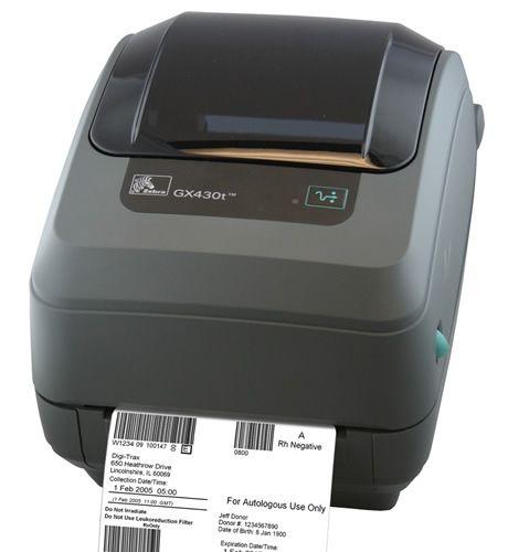 300 Dpi Thermal Transfer Desktop Label Printer