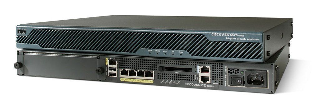 Cisco Asa 5520 Firewall Edition Security Appliance