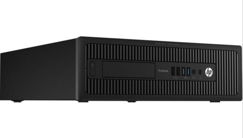 E Saving Design With The Ful Hp Elitedesk 800 Sff Get Reurance Of A Pc That Goes Through 120 000 Hours Total Test Process And Is