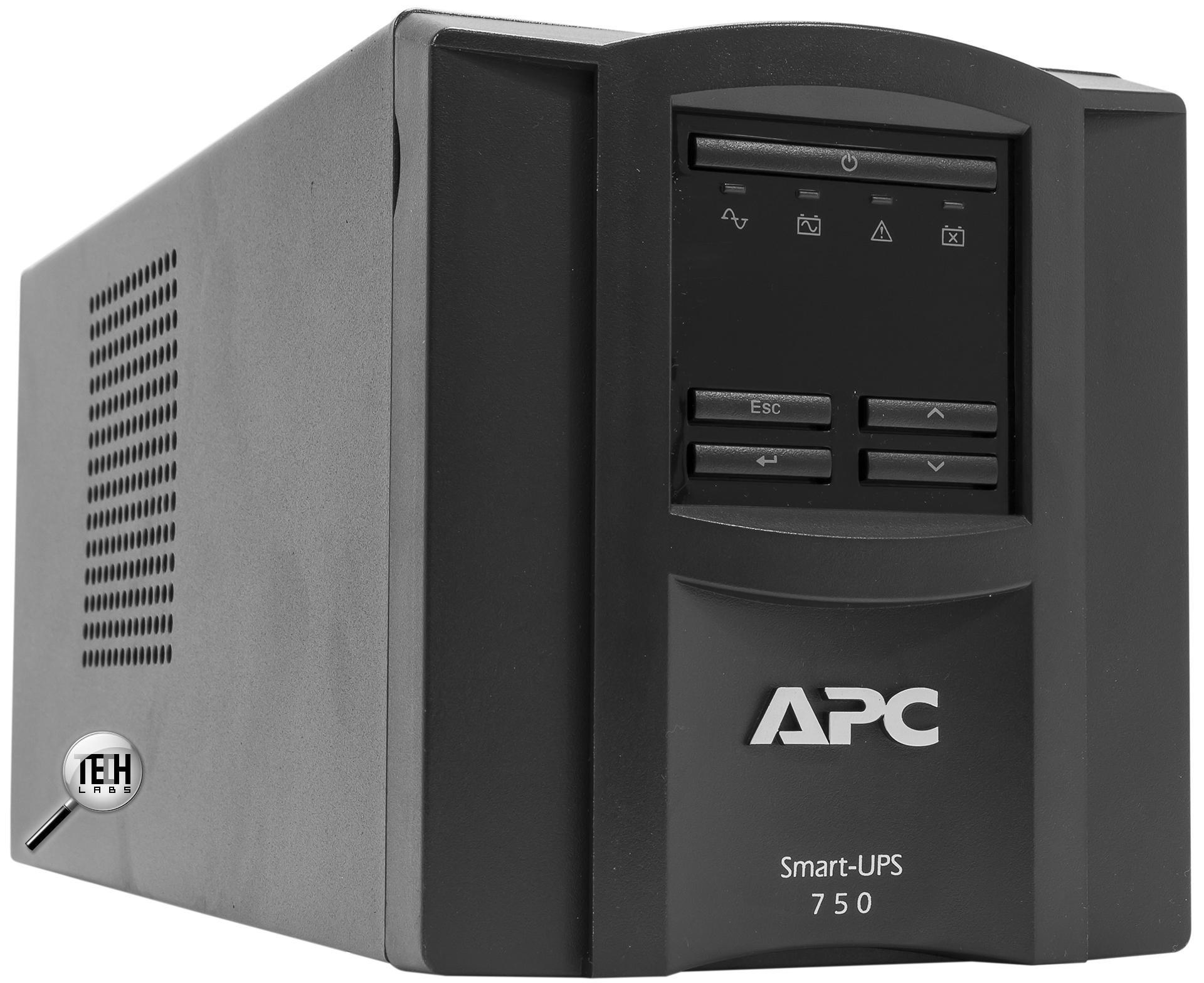 Apc Smart ups 750 Service Manual Rm 3u 230v