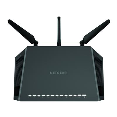 NETGEAR D7000 Nighthawk AC1900 Simultaneous Dual-Band VDSL2/ADSL2+ WiFi  Router