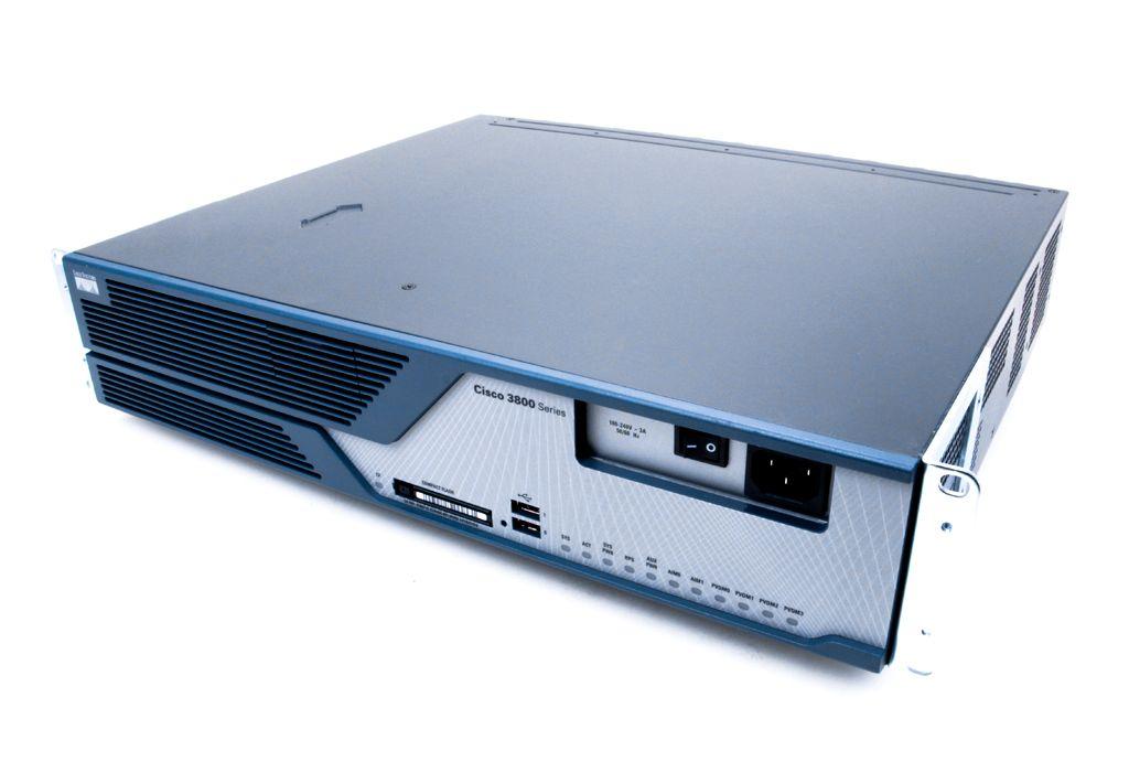 Cisco CISCO3825 3825 Integrated Services Router