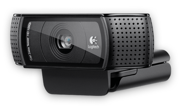 Image result for Logitech C920 Pro Computer Webcam