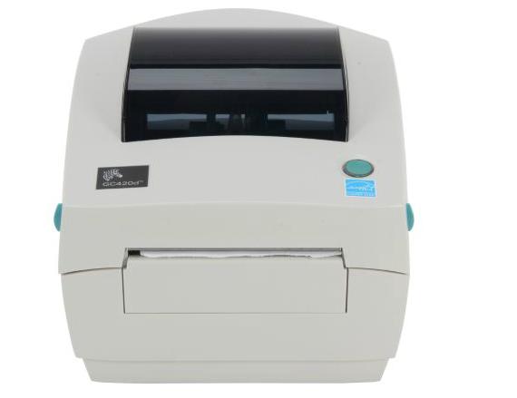 Zebra GC420d Label Thermal Barcode Printer