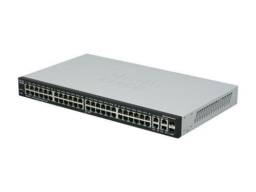 Cisco SG300-52 (SRW2048-K9-NA) 52-port Gigabit Managed Switch